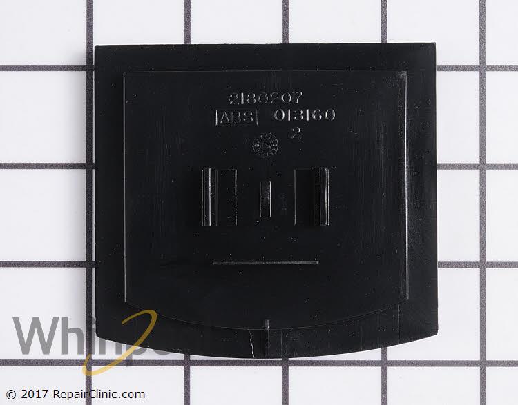 Dispenser Door WP2180353 Alternate Product View