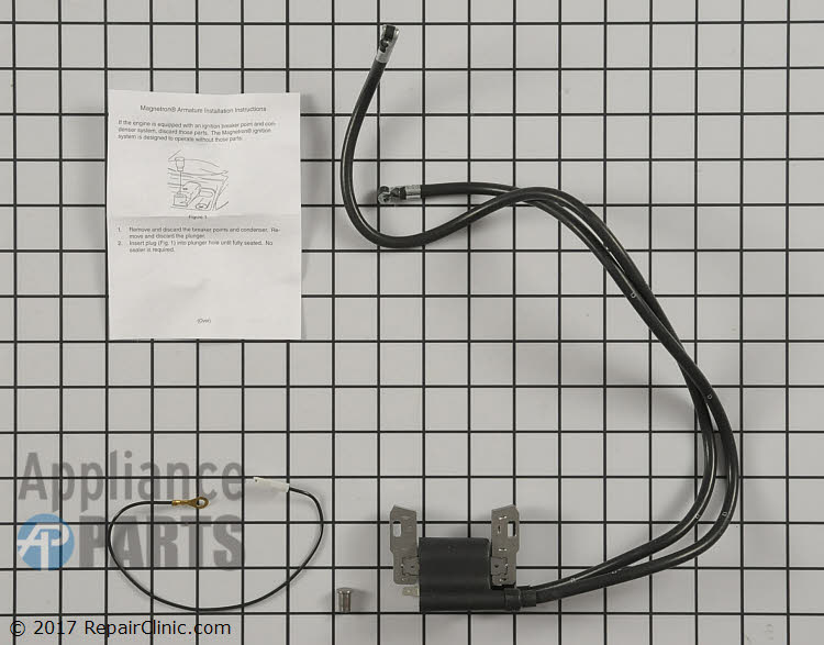 Ignition Coil 590781 Alternate Product View
