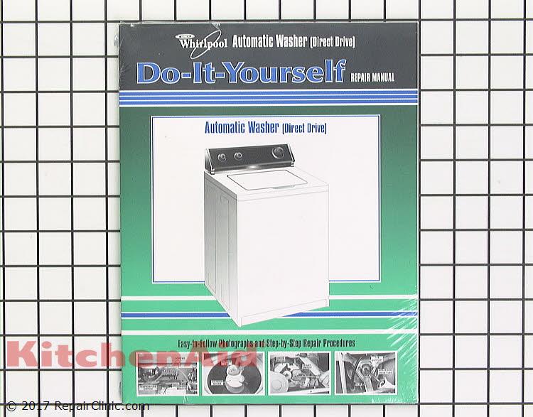 Repair Manual 4313896 Alternate Product View