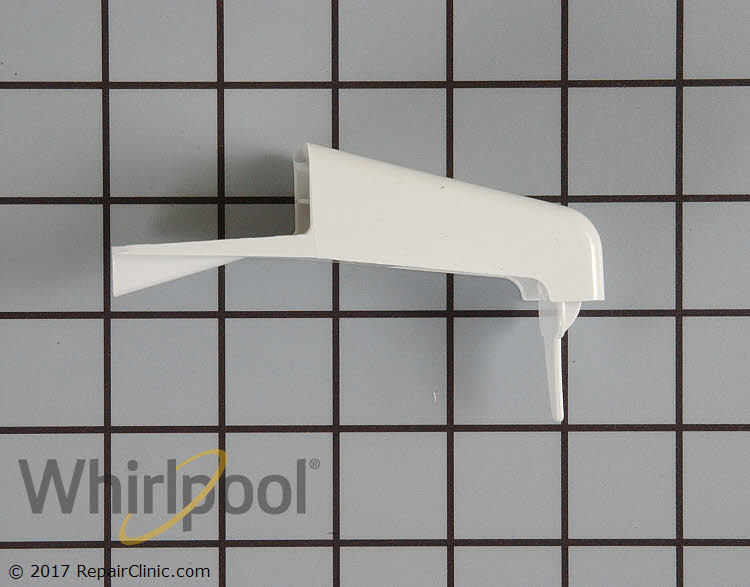 Shelf Retainer Bar Support WP2156003 Alternate Product View