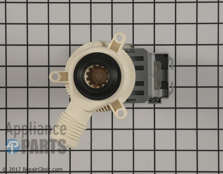 Drain Pump WPW10276397 Alternate Product View