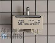 Surface Element Switch - Part # 1155394 Mfg Part # 316436000