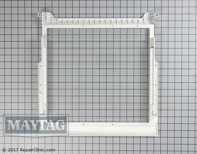 Glass Shelf WPW10276341 Alternate Product View