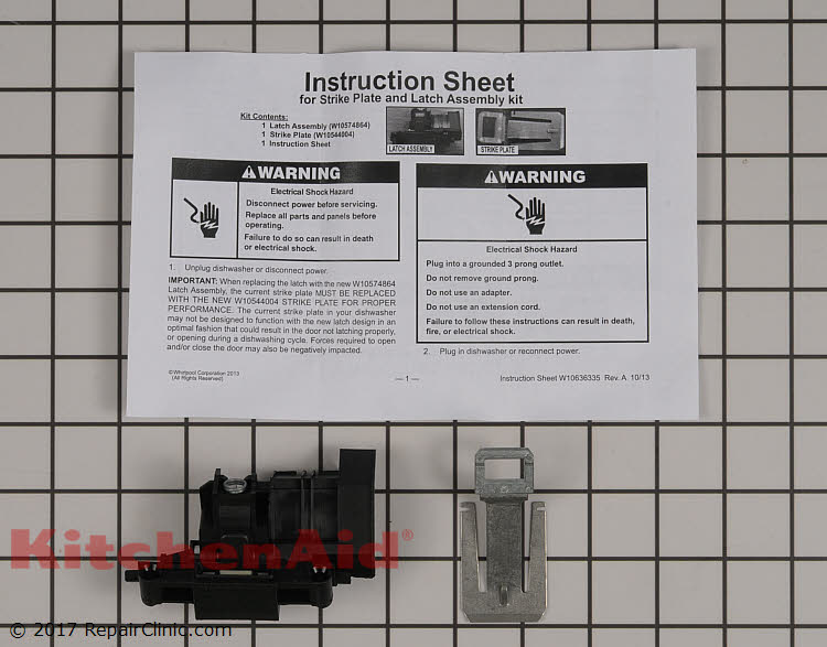 Kitchenaid Dishwasher Power Cord