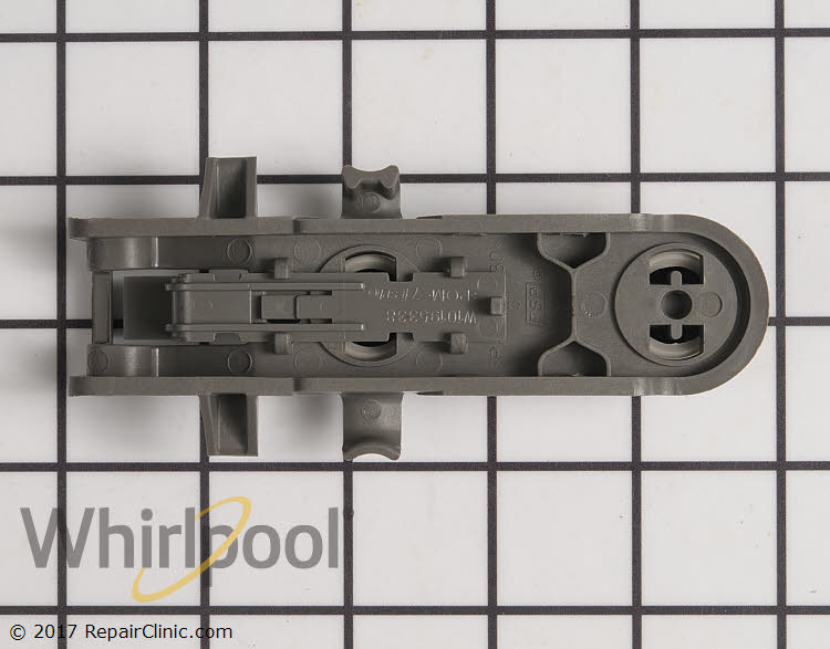 Dishrack Roller WPW10350401 Alternate Product View