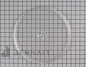 Glass Tray - Part # 786352 Mfg Part # WP8172138