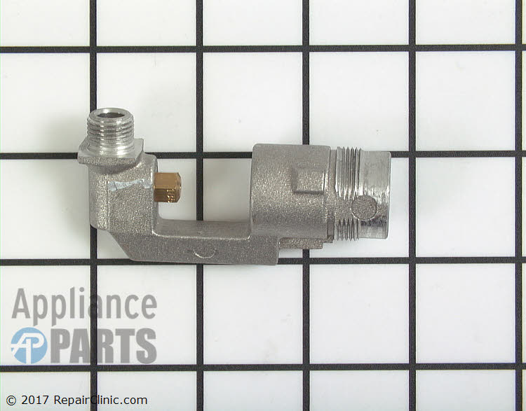 Surface Burner Orifice Holder 00415498 Alternate Product View