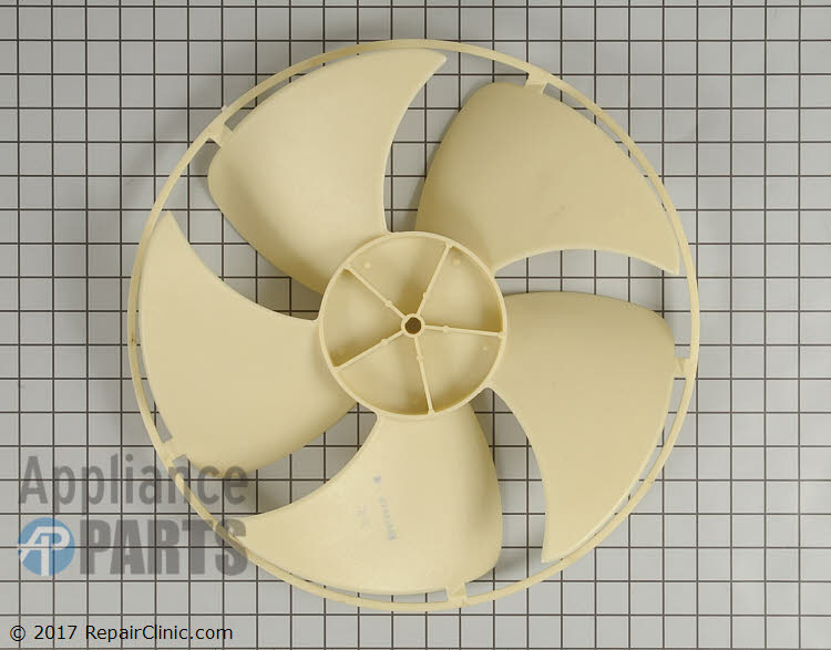 Fan Blade 5900A10011A     Alternate Product View