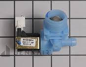 Water Inlet Valve - Part # 3015511 Mfg Part # WPW10327249