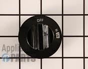 Control Knob - Part # 1496 Mfg Part # WP74002353