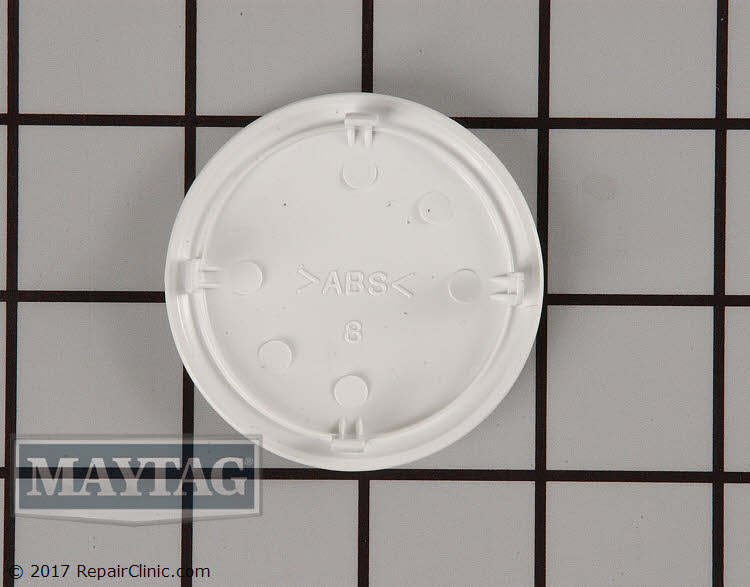 Timer Knob Plate WP22001664 Alternate Product View