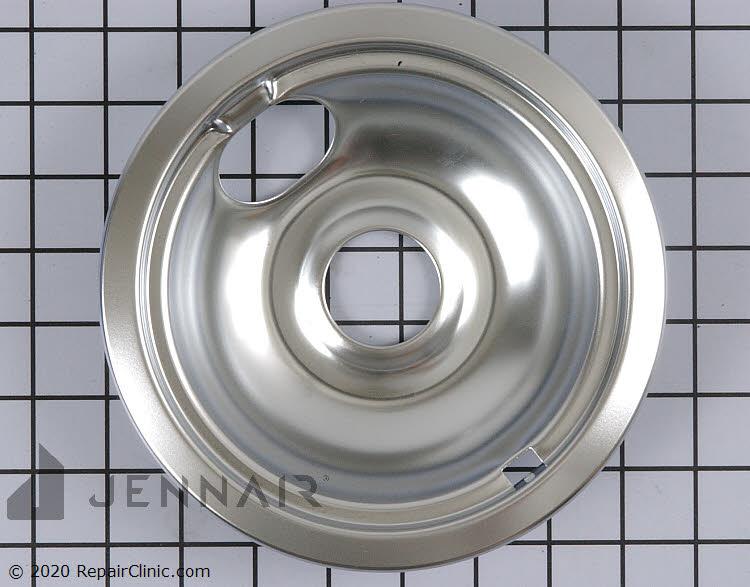 Burner Drip Bowl WPW10196406 Alternate Product View
