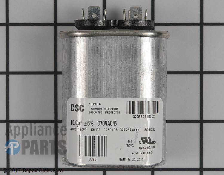 Run Capacitor S1-02420046700 Alternate Product View