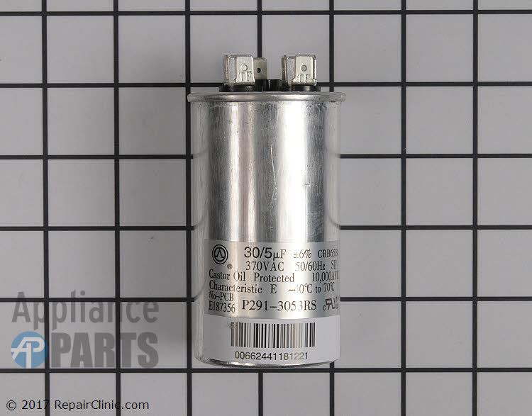 Run Capacitor P291-3054R Alternate Product View