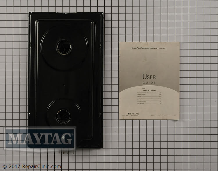 Stove Cartridge Assembly JEA7000ADBA Alternate Product View