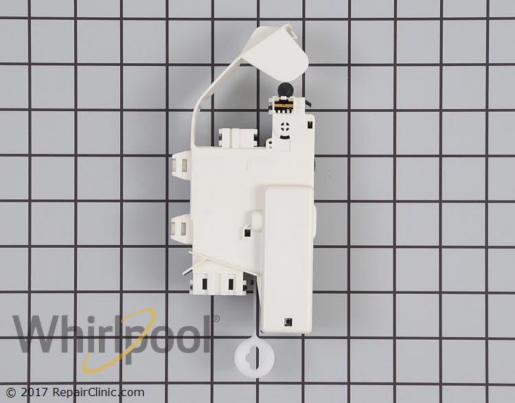 Door Lock WPW10253483 Alternate Product View