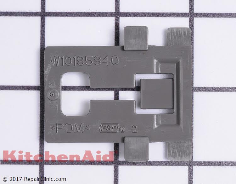Rack Adjuster WPW10195840 Alternate Product View