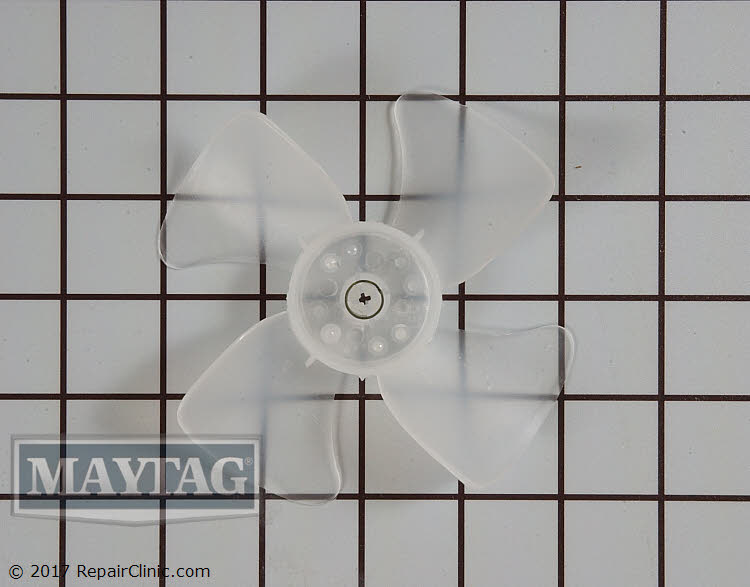 Fan Blade WPW10445742 Alternate Product View