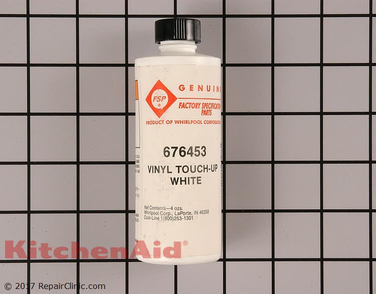 Rack Repair Kit or Paint WP676453 Alternate Product View