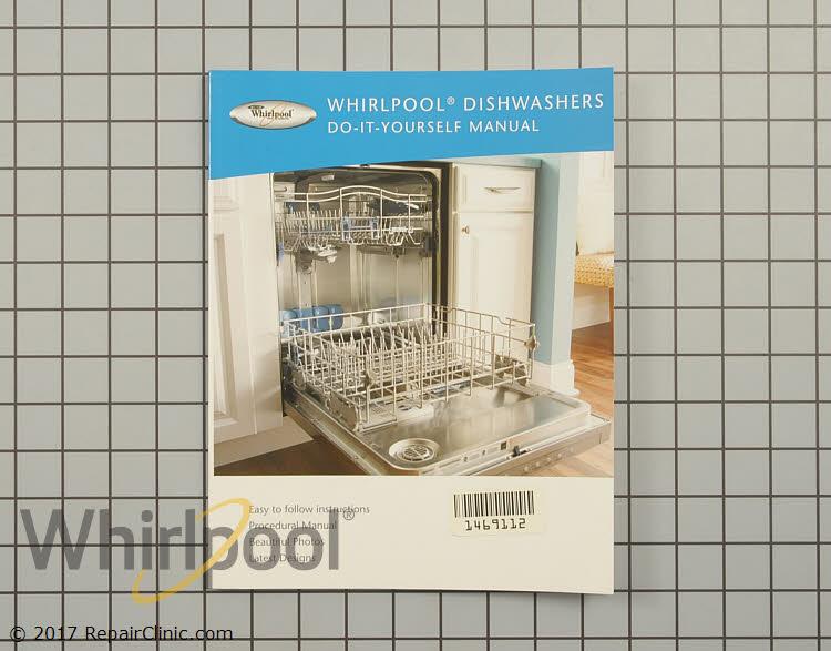 Repair Manual W10131216 Alternate Product View