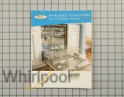 Repair Manual - Part # 1469112 Mfg Part # W10131216