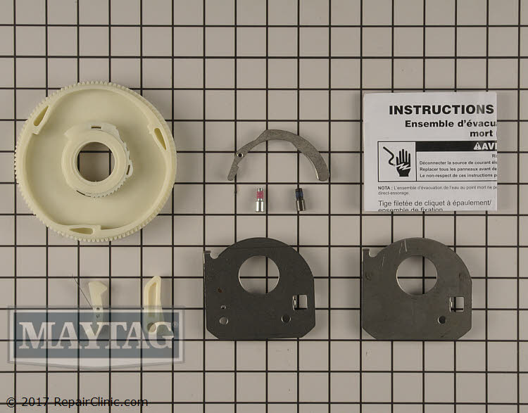 Neutral Drain kit 388253A Alternate Product View