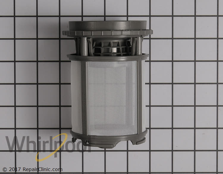 Pump Filter W10872845 Alternate Product View