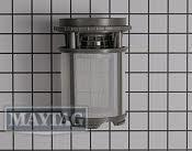 Pump Filter - Part # 4454491 Mfg Part # W10872845