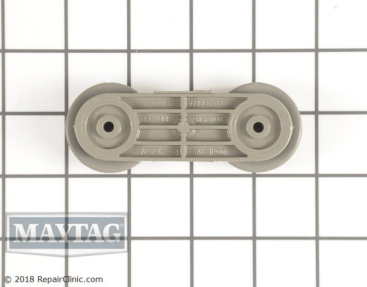 Dishrack Roller WPW10078083 Alternate Product View