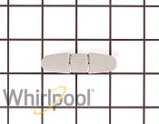 Dishrack Stop Clip - Part # 1446951 Mfg Part # WPW10082861