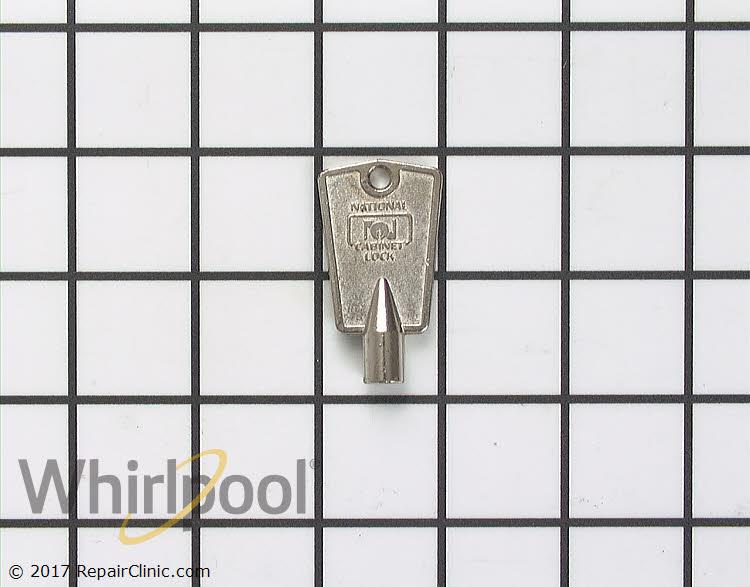 Door Key WP842177 Alternate Product View