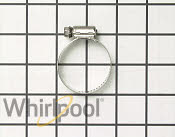 Hose Clamp - Part # 470837 Mfg Part # WP285655