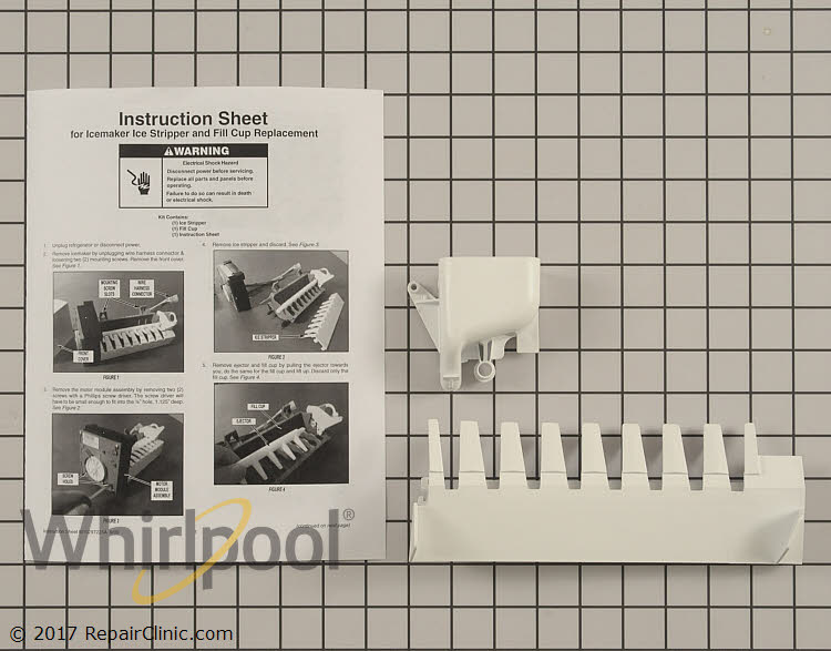 Ice Stripper W10297244 Alternate Product View