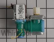 Water Inlet Valve - Part # 1872938 Mfg Part # WPW10238100