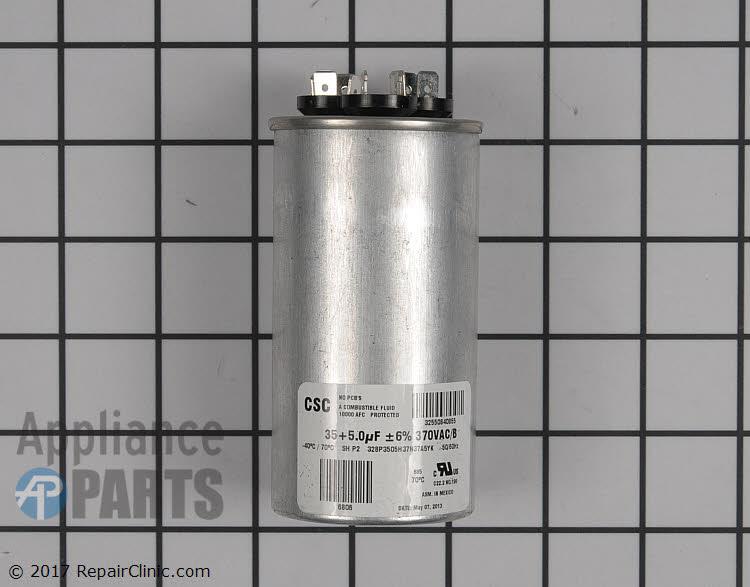 Dual Run Capacitor S1-02423998700 Alternate Product View