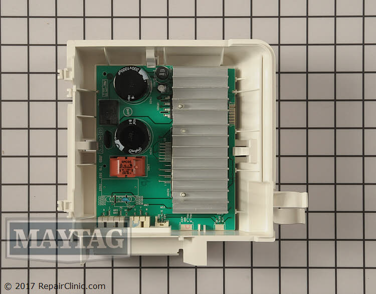 Motor Control Board WPW10374126 Alternate Product View
