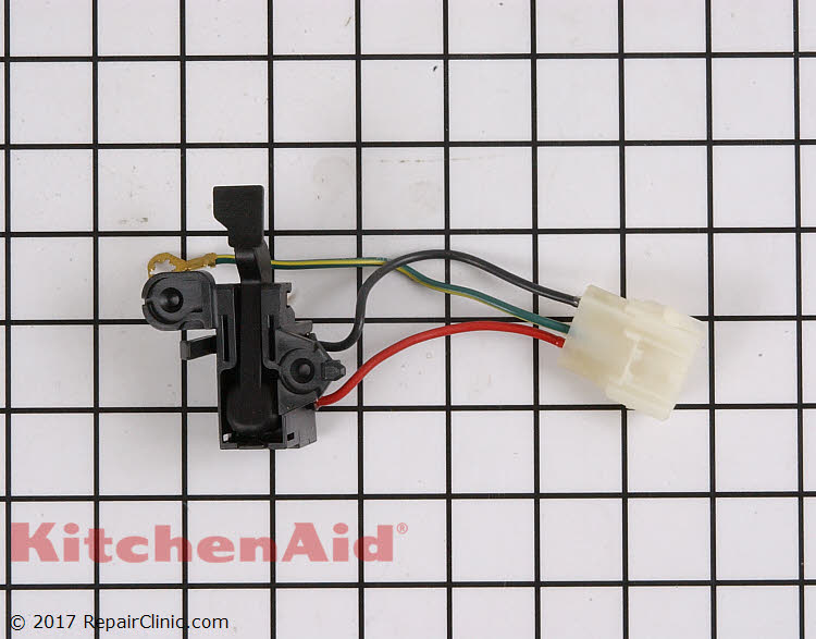 Lid Switch Assembly WP8054980 Alternate Product View