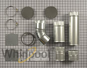 Side Venting Kit - Part # 2237009 Mfg Part # W10470674