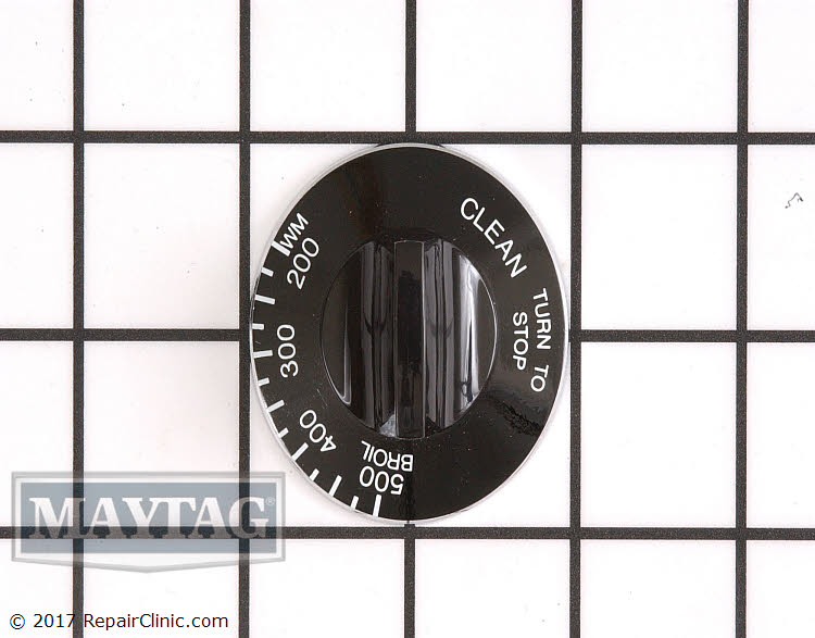 Thermostat Knob WP7711P354-60 Alternate Product View