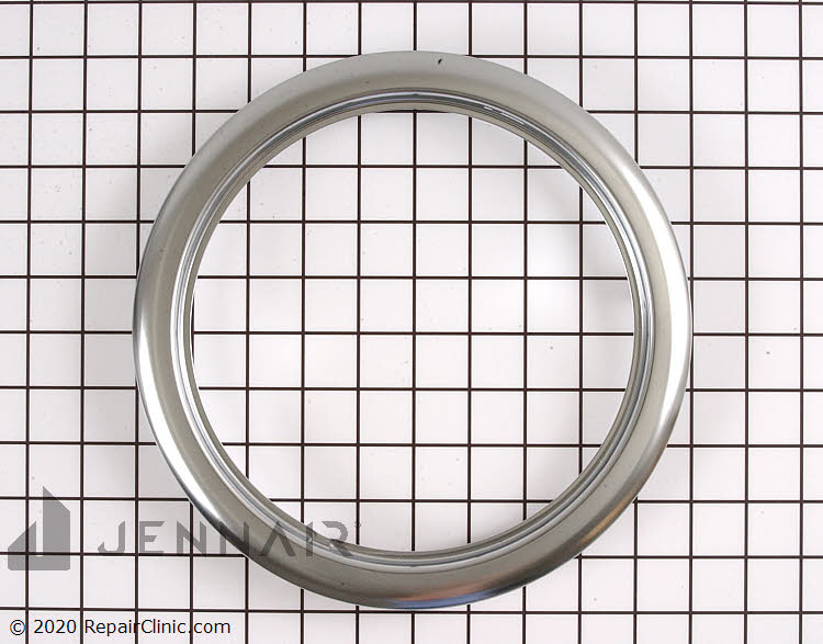 8 Inch Burner Trim Ring WPY707453 Alternate Product View
