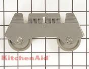 kitchenaid dishwasher dishrack roller
