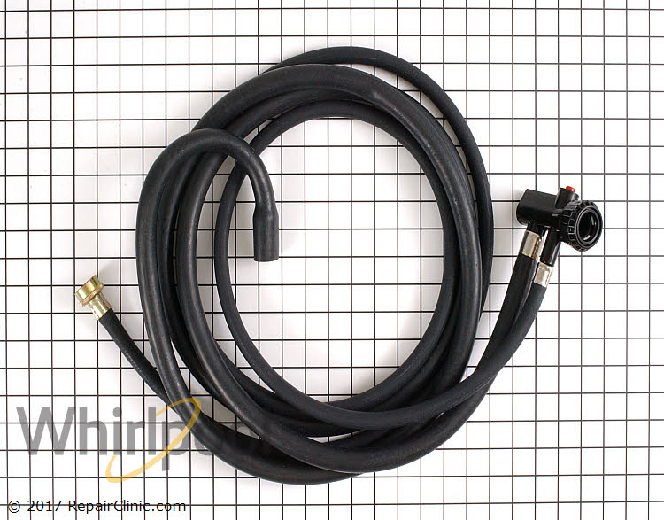Drain And Fill Hose Assembly Wpw10273574 Whirlpool