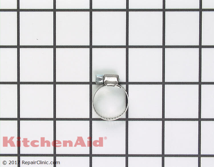 Hose Clamp WP596669 Alternate Product View