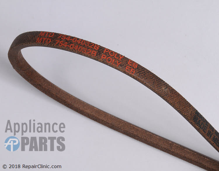 V-Belt 954-04032B Alternate Product View