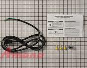 Power Cord - Part # 232 Mfg Part # 4317824