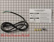 Power Cord - Part # 232 Mfg Part # 4317824