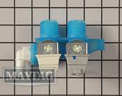 Water Inlet Valve - Part # 1552836 Mfg Part # WPW10289387