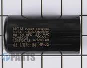 Capacitor - Part # 2637789 Mfg Part # 43-17075-04