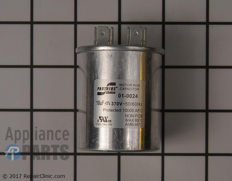 Run Capacitor 01-0024 Alternate Product View