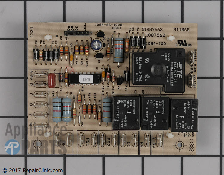 Defrost Control Board 1087562 Alternate Product View